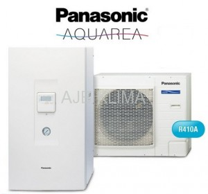 Panasonic Aquarea kit-WC09J3E5-SM Q=9,0 kW
