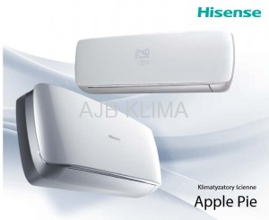 HISENSE AS18UR4SFFSC Apple Pie Inverter