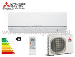 MITSUBISHI ELECTRIC MSZ-HJ25VE/MUZ-HJ25VE INVERTER