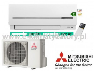 MITSUBISHI ELECTRIC MSZ-SF35VE/MUZ-SF35VE INVERTER